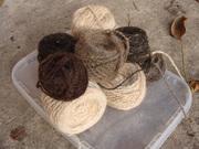 Киев. Пряду собачью шерсть,  изделия из собачьей шерсти,  продаю